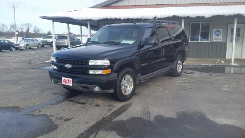 2003 Chevrolet Suburban 1500 LT 4WD 4dr SUV - Tomah WI