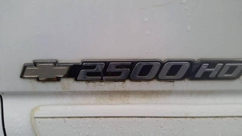 2006 Chevrolet Silverado 2500HD LT1 4dr Crew Cab 4WD SB - Tomah WI