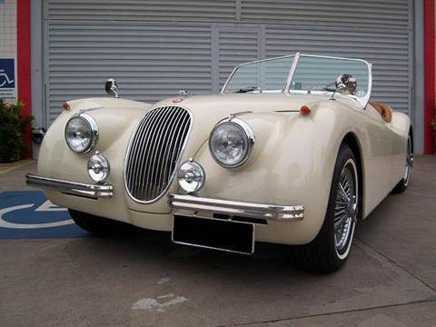 1954 Jaguar XK for sale at Prestigious Euro Cars in Fort Lauderdale FL