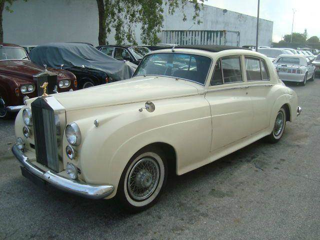 1961 Rolls-Royce Silver Cloud 3 for sale at Prestigious Euro Cars in Fort Lauderdale FL