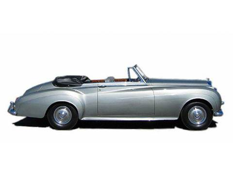 1962 Rolls-Royce SILVER CLOUD II CONVERTIBLE for sale at Prestigious Euro Cars in Fort Lauderdale FL