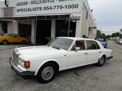 1995 Rolls-Royce Silver Dawn for sale in Fort Lauderdale, FL