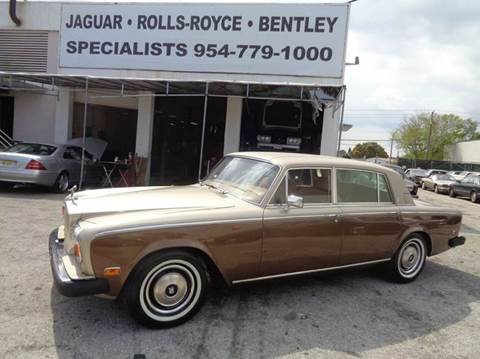 1980 Rolls-Royce Wraith for sale in Fort Lauderdale, FL
