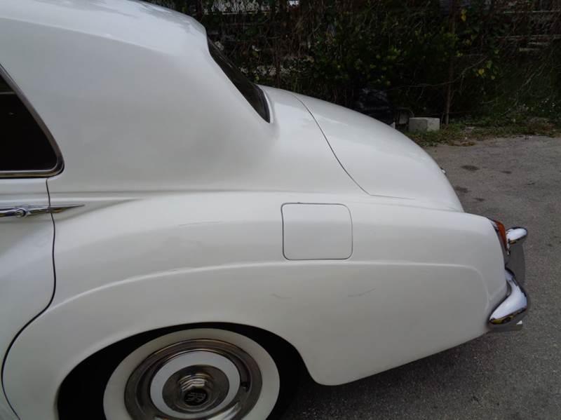 1961 Rolls Royce Silver Cloud 2 In Fort Lauderdale Fl Prestigious