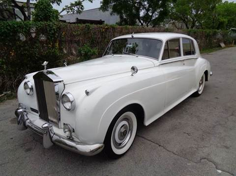 1961 Rolls-Royce Silver Cloud 2 for sale at Prestigious Euro Cars in Fort Lauderdale FL