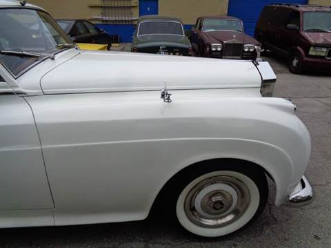 1961 Rolls-Royce Silver Cloud 2