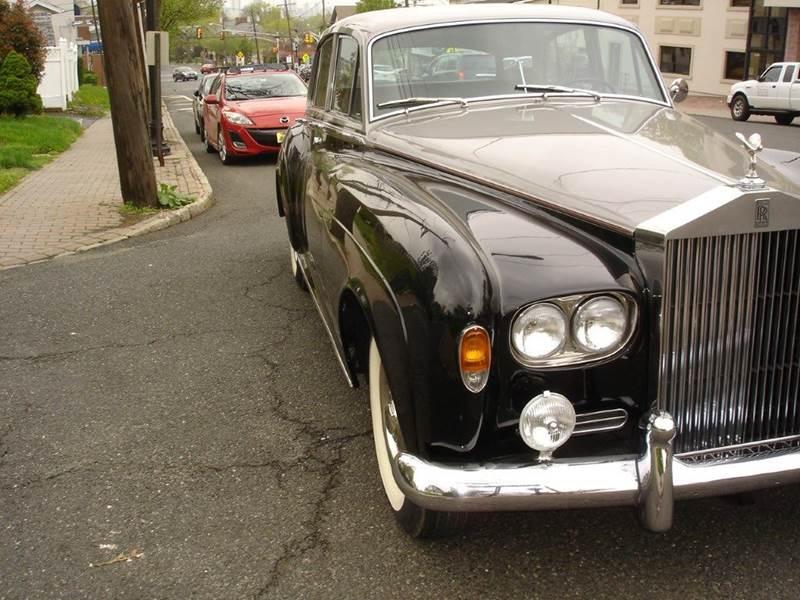 1965 Rolls Royce Silver Cloud 3 Black Gray In Fort Lauderdale Fl