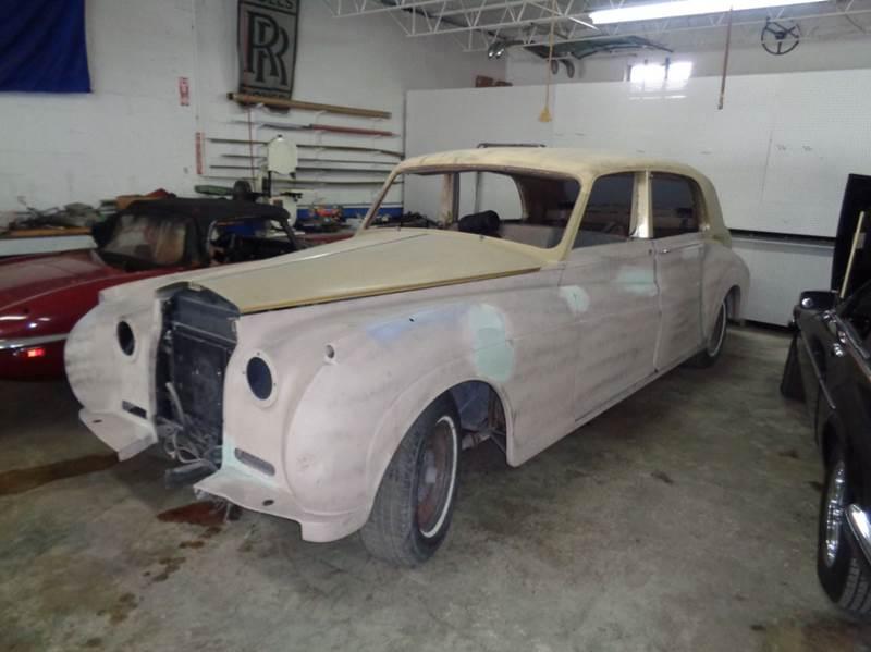 1961 Rolls Royce Phantom In Fort Lauderdale Fl Prestigious Euro Cars