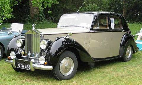1955 Rolls-Royce Silver Dawn for sale in Fort Lauderdale, FL