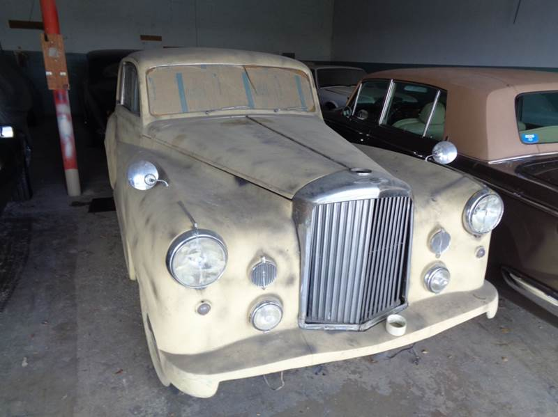 1956 Bentley S1 James Young In Fort Lauderdale Fl Prestigious Euro