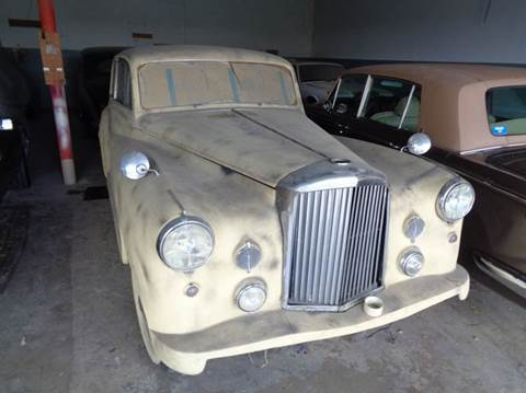 1956 Bentley S1 for sale at Prestigious Euro Cars in Fort Lauderdale FL