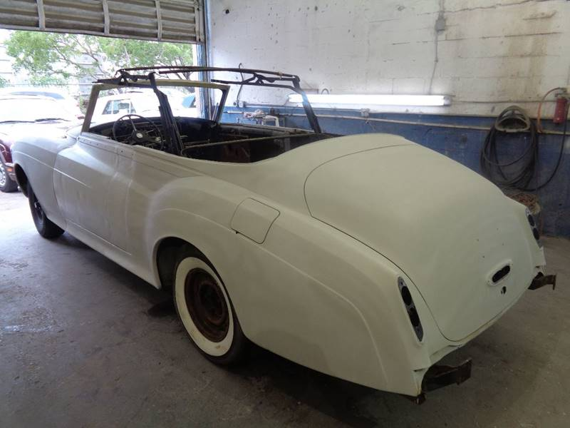 1965 Rolls Royce Phantom Drophead Coupe In Fort Lauderdale Fl