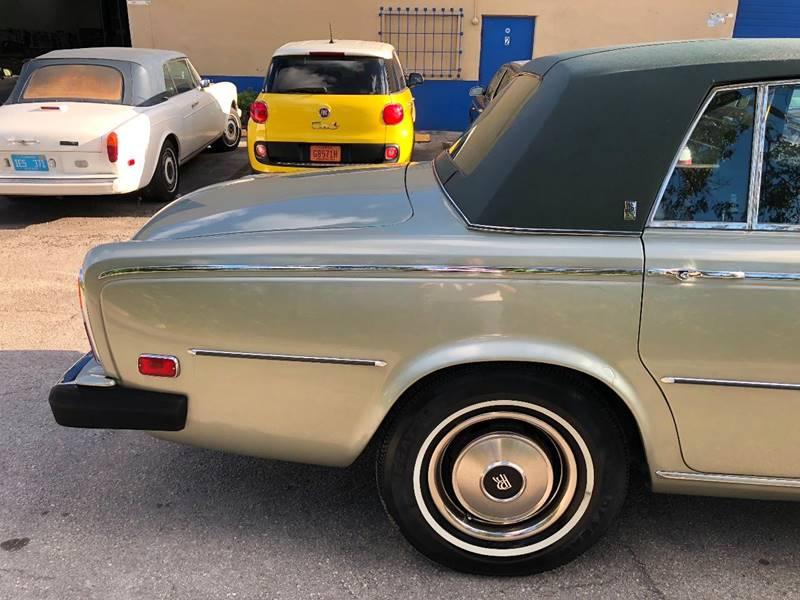 1978 Rolls-Royce Silver Shadow RARE - Fort Lauderdale FL