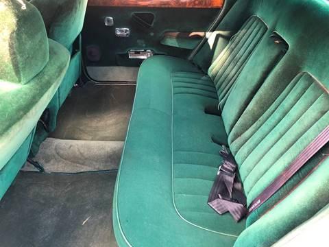 1978 Rolls-Royce Silver Shadow
