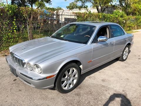2004 Jaguar XJ for sale at Prestigious Euro Cars in Fort Lauderdale FL