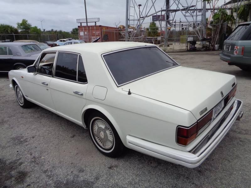 1988 Bentley Mulsanne  - Fort Lauderdale FL
