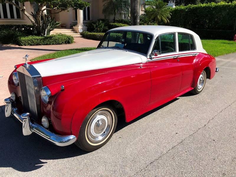 1961 Rolls Royce Silver Spur In Fort Lauderdale Fl Prestigious