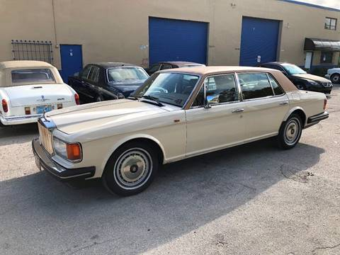Rolls Royce Silver Spur For Sale In Greenville Sc Carsforsale Com