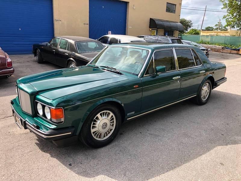 1993 Bentley Brooklands In Fort Lauderdale Fl Prestigious Euro Cars