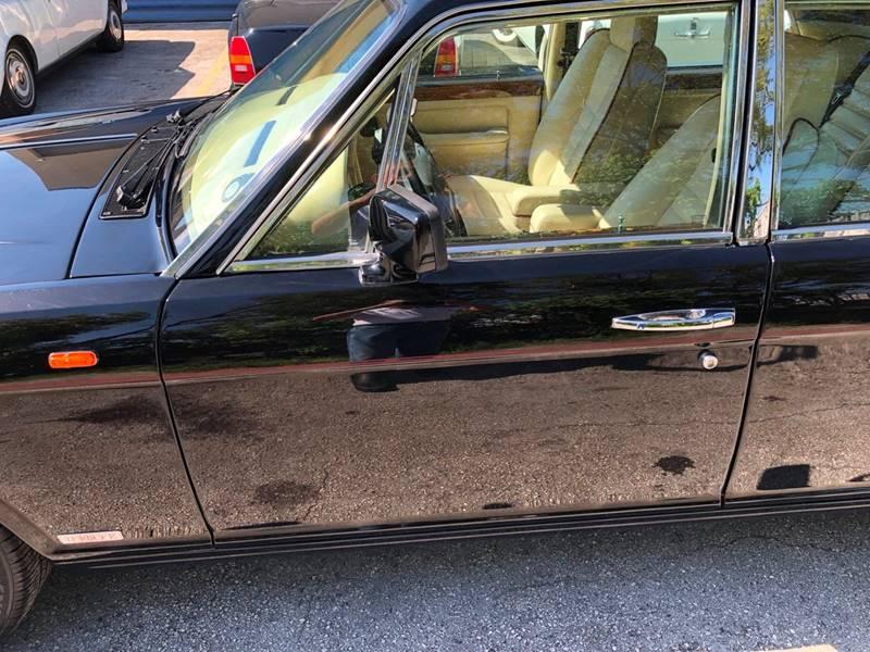 1990 Bentley Turbo R  - Fort Lauderdale FL