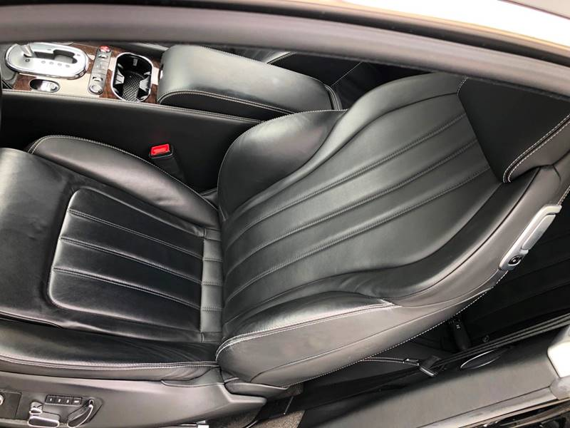 2013 Bentley Continental AWD GT V8 2dr Coupe - Fort Lauderdale FL