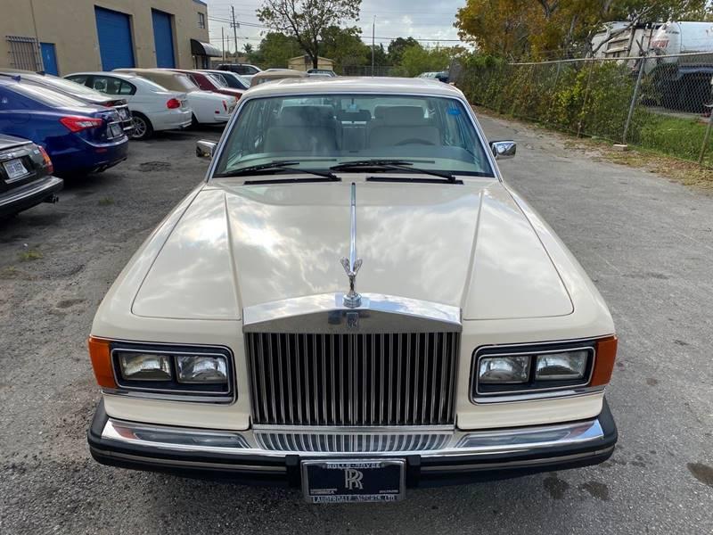 1988 Rolls-Royce Silver Spirit  - Fort Lauderdale FL