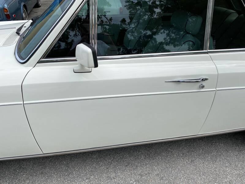 1991 Rolls-Royce Corniche SPECIAL - Fort Lauderdale FL