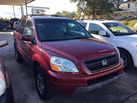 2004 Honda Pilot for sale in Seneca, SC