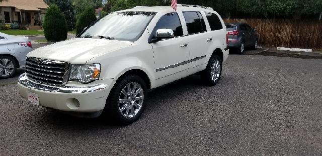 2007 Chrysler Aspen Limited 4x4 4dr Suv In Denver Co Jambo Motors