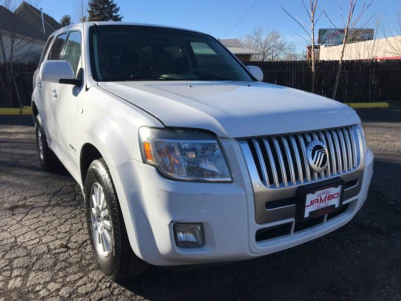 2008 Mercury Mariner Awd Premier 4dr Suv In Denver Co