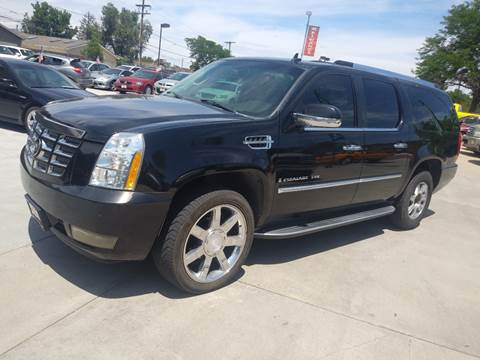 Cadillac Escalade ESV For Sale in Denver, CO - Jambo Motors