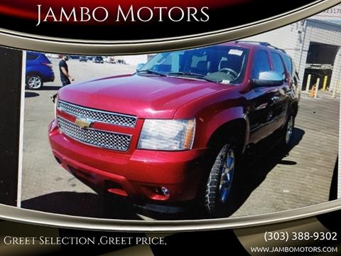 2011 Chevrolet Tahoe for sale in Denver, CO