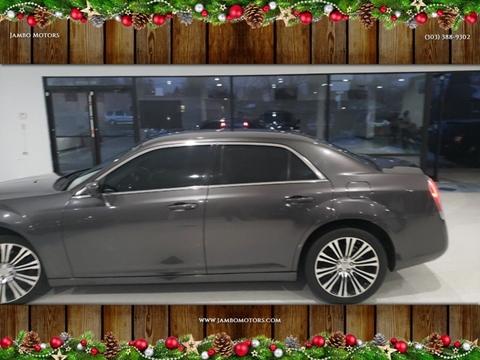 2013 Chrysler 300 for sale in Denver, CO