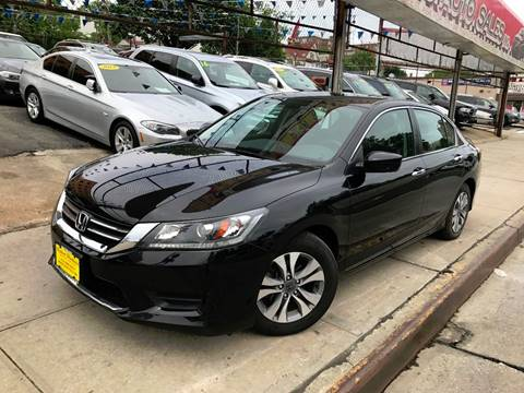 2015 Honda Accord for sale at United Brothers Auto Sales in Jamaica NY