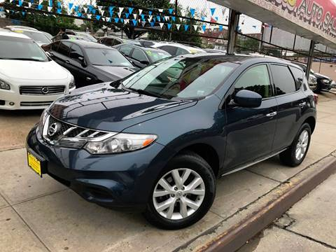 2013 Nissan Murano for sale in Jamaica, NY