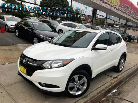2016 Honda HR-V for sale at United Brothers Auto Sales in Jamaica NY