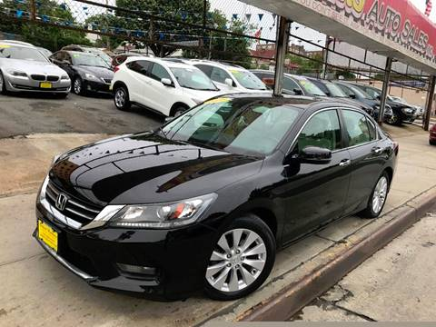 2014 Honda Accord for sale at United Brothers Auto Sales in Jamaica NY