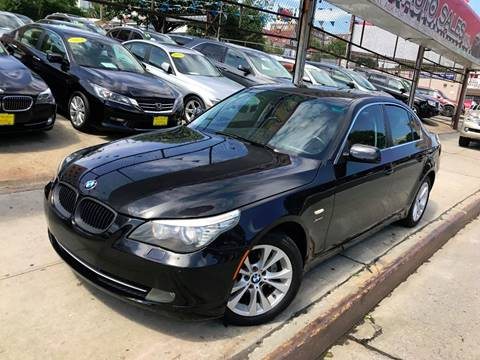 2009 BMW 5 Series for sale at United Brothers Auto Sales in Jamaica NY
