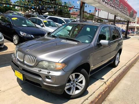 2004 BMW X5 for sale at United Brothers Auto Sales in Jamaica NY