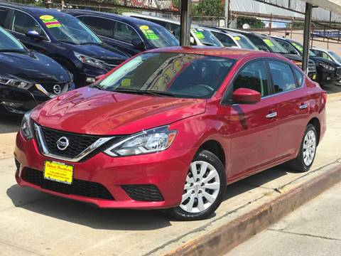2016 Nissan Sentra for sale at United Brothers Auto Sales in Jamaica NY