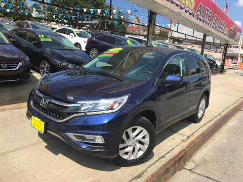 2015 Honda CR-V for sale at United Brothers Auto Sales in Jamaica NY
