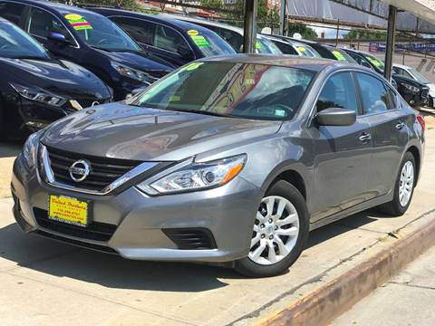 2016 Nissan Altima for sale at United Brothers Auto Sales in Jamaica NY
