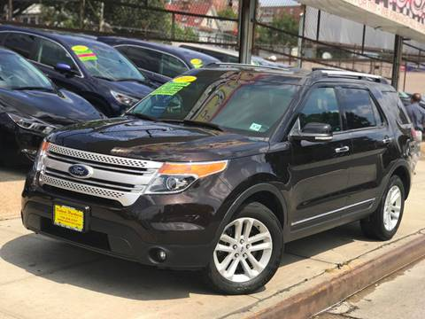 2014 Ford Explorer for sale at United Brothers Auto Sales in Jamaica NY