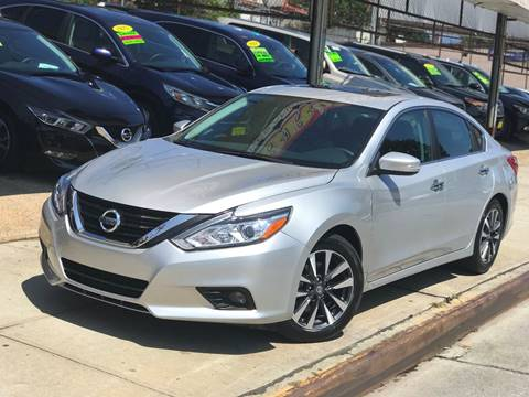 2017 Nissan Altima for sale at United Brothers Auto Sales in Jamaica NY