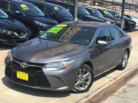 2016 Toyota Camry for sale at United Brothers Auto Sales in Jamaica NY