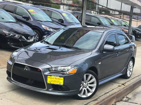 2011 Mitsubishi Lancer for sale at United Brothers Auto Sales in Jamaica NY