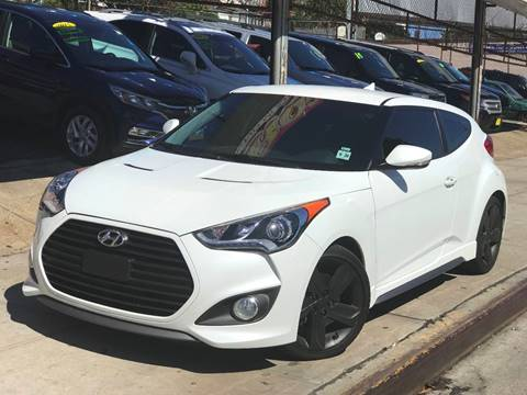 2015 Hyundai Veloster Turbo for sale in Jamaica, NY