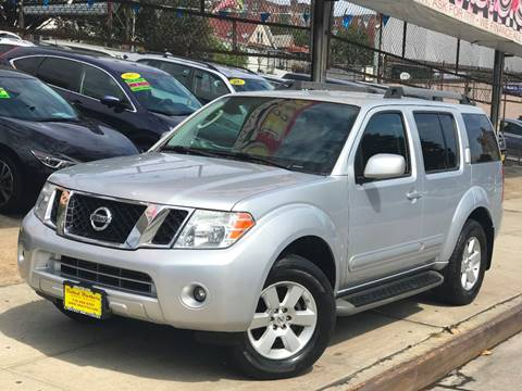 2011 Nissan Pathfinder for sale at United Brothers Auto Sales in Jamaica NY