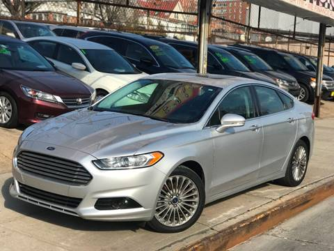 Ford Fusion For Sale At United Brothers Auto Sales In Jamaica Ny