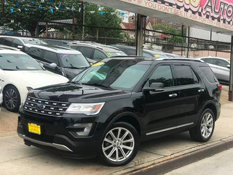 Ford Explorer For Sale At United Brothers Auto Sales In Jamaica Ny